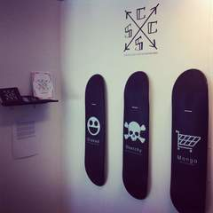 Hire Matthew Caisley - Portfolio - South Coast Custom Skateboards