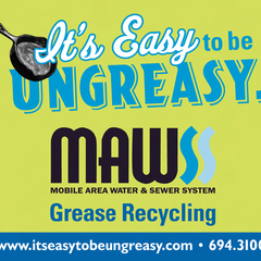 Hire Rob Kreger - Portfolio - MAWSS Grease Recycling Program Theme