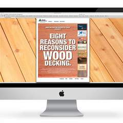 Hire Carl Genatossio - Portfolio - Hood Distribution Decking Lumber Website