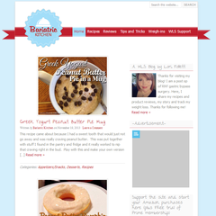 Hire Lori Follett - Portfolio - Wordpress Blog Design