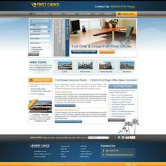 Hire Nicolle Principe - Portfolio - SD Executive Suites Website