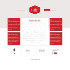 Hire Stacey Meacham - Portfolio - The Nauset Group web site template