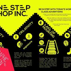 Hire Asha Patrice Cajayon - Portfolio - One step shop!