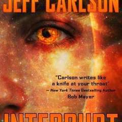 "Hire Stewart Williams - Portfolio - ""Interrupt"" Book Cover"