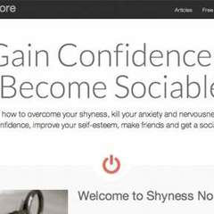 Hire Matthew Moore - Portfolio - Shyness No More