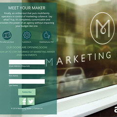 Hire Eric Nance - Portfolio - Marketing Maker Pro