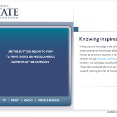 Hire Rob Kreger - Portfolio - Upstate Health System Website