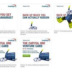 Hire Uriah Shadle - Portfolio - Capital One Banner Advertisements