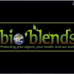 Hire Janine Barbosa - Portfolio - BioBlends - organic products - Label Design