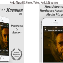 Hire Bilal Ahmed - Portfolio - Media Player - PlayerXtreme HD