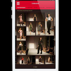 Hire Nelson Sakwa - Portfolio - Scarlet Red Iphone App Concept