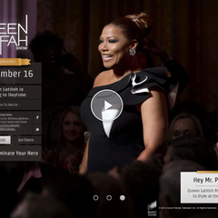 Hire Malik Smith - Portfolio - The Queen Latifah Show // 4 of 4