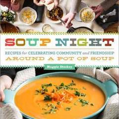 "Hire Stewart Williams - Portfolio - ""Soup Night"" Book Cover"