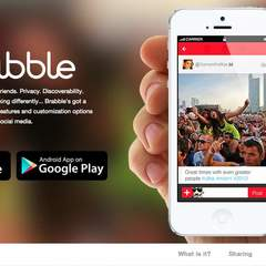 Hire Adam Di Angelo - Portfolio - Brabble - Social Video Sharing app