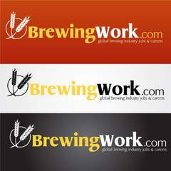 Hire Lori Follett - Portfolio - Brewing Work Logo