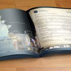 Hire Nicolle Principe - Portfolio - Travel Leisure Alliance Brochure