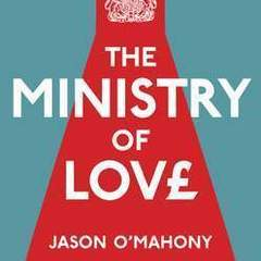 "Hire Stewart Williams - Portfolio - ""The Ministry Of Love"" Book Cover"