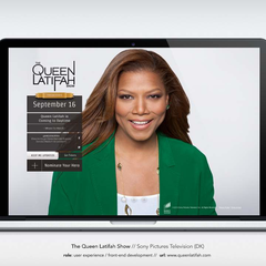 Hire Malik Smith - Portfolio - The Queen Latifah Show (1 of 3)