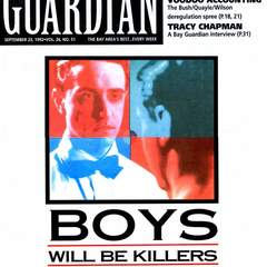 Hire Tracy Cox - Portfolio - San Francisco Bay Guardian / Killers
