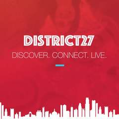 Hire Vasile Tiplea - Portfolio - District27 App Promo Video