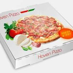 Hire Roger Adams - Portfolio - Haven Pizza