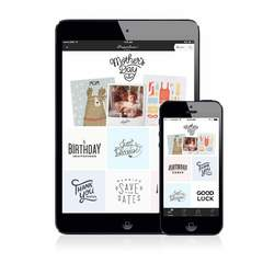Hire Elizabeth Lapinsky - Portfolio - Paperless Post App