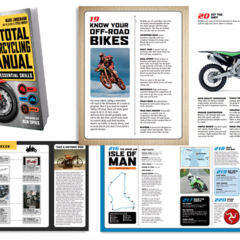 Hire Allister Fein - Portfolio - The Total Motorcycling Manual