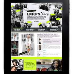 Hire Loretta Robinson - Portfolio - SearsStyle Blog : Behind The Scenes Issue