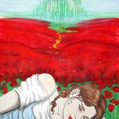 Hire Heather Rose - Portfolio - Asleep in the Poppies
