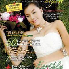 Hire anthony ignacio - Portfolio - WEDDING DIGEST MAGAZINE Vol. 1 Issue 1