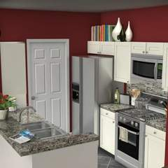 Hire Anthony Porco - Portfolio - Kitchen Interior