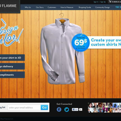 Hire Chris Jamero - Portfolio - Ecommerce Website Design