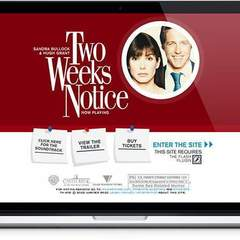 Hire Melvin Rivera - Portfolio - Two Weeks Notice website