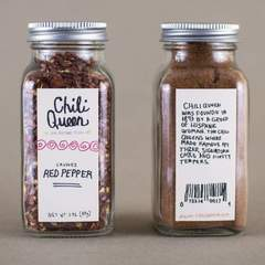 Hire Justin Miller - Portfolio - CHILI QUEEN PACKAGING