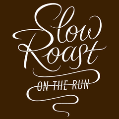 Hire Simon Ålander - Portfolio - Slow Roast on the run