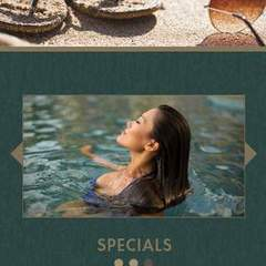 Hire Shelby Burns - Portfolio - Grand Wailea Redesign Mobile Homepage