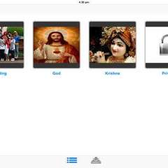 Hire Alekh mittal - Portfolio - Lock photos app