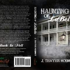 Hire Lori Follett - Portfolio - Haunting of LaBelle Book Cover and Publisher Logo