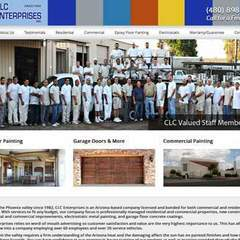 Hire Vicki Farrington - Portfolio - CLC Enterprises, Painting Contractor