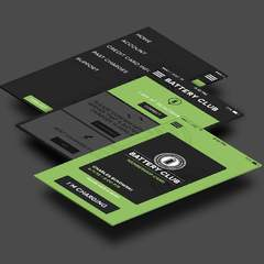 Hire Joseph Szczesniak - Portfolio - Battery Club iOS Design
