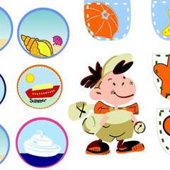 Hire Lee Rodrigues - Portfolio - Baby And Kids Design
