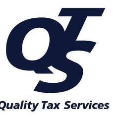 Hire Elise Teddington - Portfolio - Quality Tax Services logo