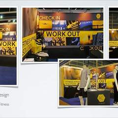 Hire Sertac Mustafaoglu - Portfolio - Exhibition Booth Design