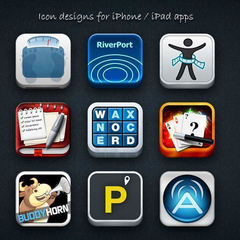 Hire Ziv Peter Zakor - Portfolio - iPhone icons