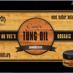 Hire Janine Barbosa - Portfolio - Tung Oil - Label Design