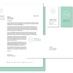 Hire Hannah Grieser - Portfolio - Business Stationary