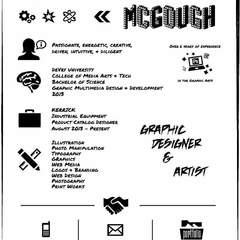 Hire Heather McGough - Portfolio - Resume