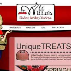 Hire Elise Teddington - Portfolio - Willa's Boutique