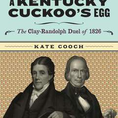 "Hire Stewart Williams - Portfolio - ""A Kentucky Cuckoo's Egg"" Book Cover"