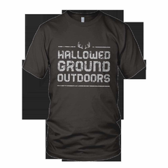Hire Grant Darrah - Portfolio - Hallowed Ground Outdoors Shirt